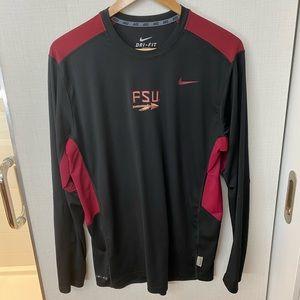 Nike Florida State Seminoles Shirt - M